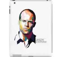 Jason Statham iPad Case/Skin