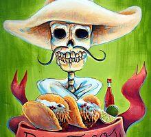 Dos Tacos by HCalderonArt