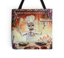 El Cocinero Tote Bag