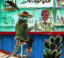 El Diablo by HCalderonArt