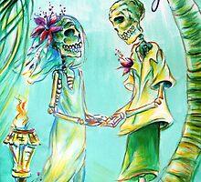 El Matrimonio de la Playa by Heather Calderon