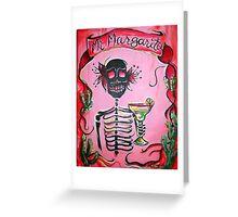 Mi Margarita Greeting Card