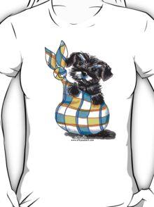Miniature Schnauzer Sack Puppy T-Shirt
