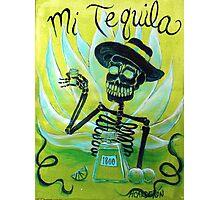 Mi Tequila Photographic Print