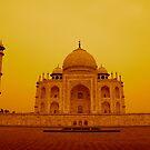 Taj Mahal by Raphael Lopez
