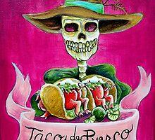 Tacos de Puerco by Heather Calderon