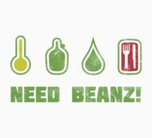 Need Beanz! by thehorror