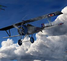 Billy Bishop - Canadian WWI Ace Pilot by kenmo