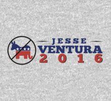 Jesse Ventura for president 2016! by sogr00d