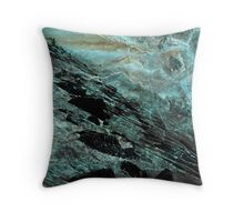 Storms Raged And The Sea Slid Off The Earth Throw Pillow