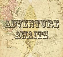 Adventure awaits. by grimecreative