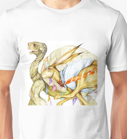 By a Hare Unisex T-Shirt
