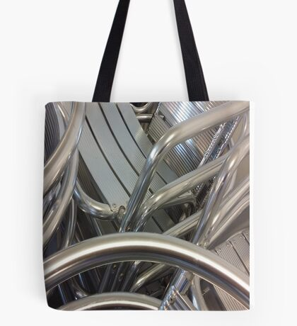 Stacked sheen Tote Bag