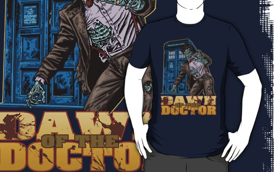 Dawn of the Doctor by ShantyShawn