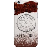 Silent Hill Minimalist iPhone Case/Skin