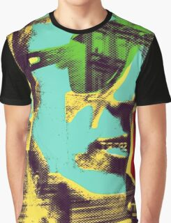Cool Colour Dude Graphic T-Shirt