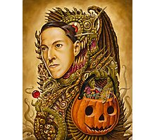 Costume of Cthulhu Photographic Print