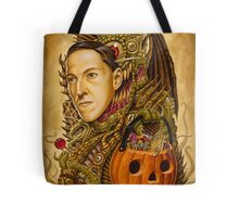 Costume of Cthulhu Tote Bag