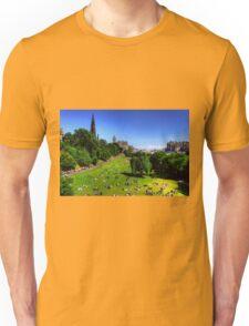 The Gardens in August Unisex T-Shirt