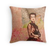 Anais Throw Pillow