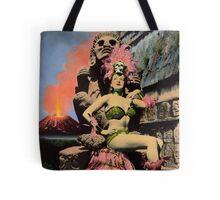 The Fire Goddess Tote Bag