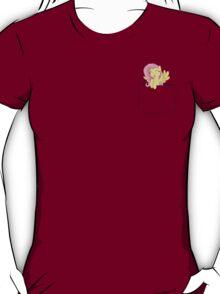 Pocket Flutter Shy T-Shirt