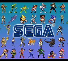 Phone Case Collection: SEGA by Phone Case Collection