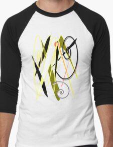 Afterparteeee Men's Baseball ¾ T-Shirt
