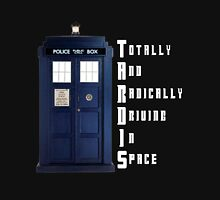 The Real Meaning of TARDIS T-Shirt