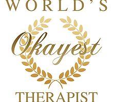 World's Okayest Therapist by thepixelgarden