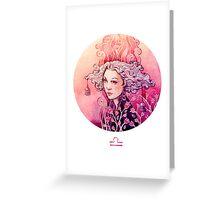 - Libra - Greeting Card