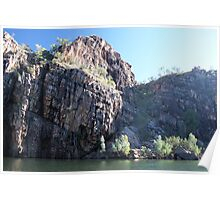 Katherine Gorge, Northern Territory Poster