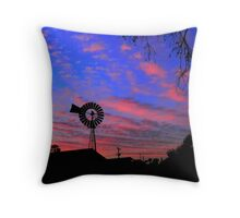 Roma Landmark Throw Pillow