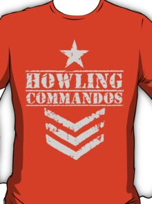Captain America | Howling Commandos T-Shirt