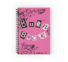 Mean Girls - Burn Book Spiral Notebook