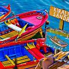 Rental Boat by Ali Sina  Özüstün