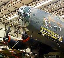 Handley Page Halifax III by Colin J Williams Photography