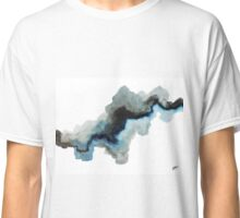 Grey Skies and Blue Water Classic T-Shirt