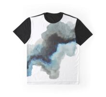 Grey Skies and Blue Water Graphic T-Shirt