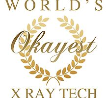 World's Okayest X-Ray Tech by thepixelgarden