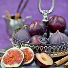 Figs &amp; Plums by Barbara Neveu
