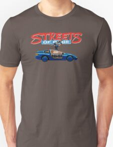 STREETS OF RAGE POLICE SUPPORT  T-Shirt