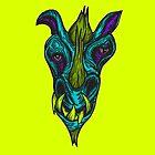 Monster Mondays #3 - Ryan the RhinoMonster by ptelling