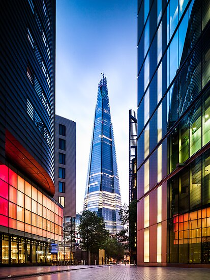 More Shard by JzaPhotography