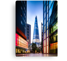 More Shard Canvas Print