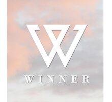 Pretty Pink/Blue Pastel Sky Winner Kpop iPhone and Samsung Phone Case by rincakes