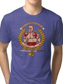 Pulp Fighter Tri-blend T-Shirt