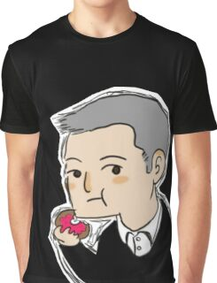 Cutiepie Lestrade Graphic T-Shirt
