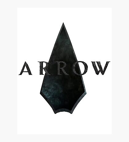 Arrow Season 1 Photographic Print