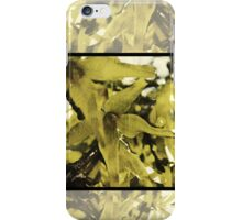 Missing You Is Overwhelming iPhone Case/Skin